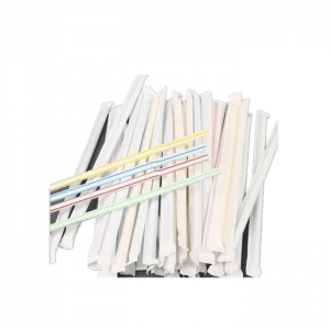 Portable Regular Size 190-210mm Wrapping Paper For Paper Straw