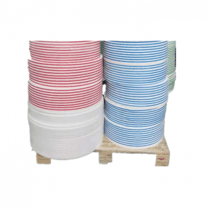 Individually Wrapped Paper Straw Material Colorful Kraft Paper