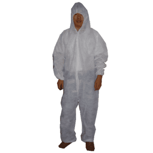 Hot Sale Disposable Medical Isolation Gown Suit for Hospital