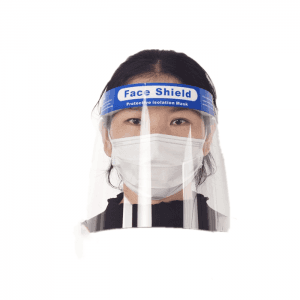 Disposable Best Quality Protcetive Full Face Shield Mask Made In China