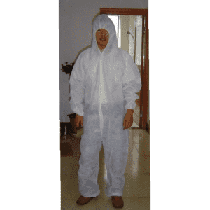 Large Size High Quality Protective Disposable Sterile Isolation Medical Gown