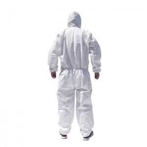 Cheap Non-transparent High Quality Disposable Pollution-free Sterile Isolation Medical Gown