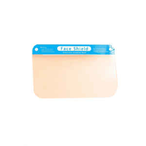 High Quality Transparent Disposable Medical Protective Face Shield Splash Proof