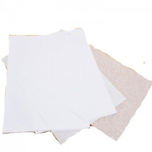 100% Virgin Pulp Moisture Proof Wrapping For Flower Acid Free Glassine Paper