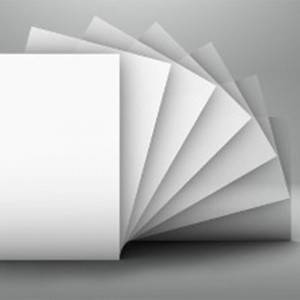 103%-106% Whiteness A4 Paper For Office Supplies
