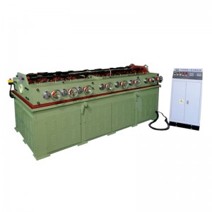 FR-100 (14 Rollers) Straightening Machine&FR-100 (17 Rollers) Straightening Machine