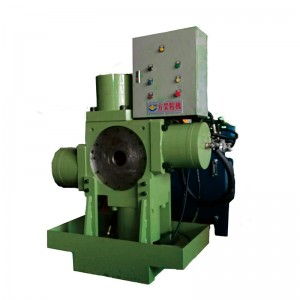 4 Molds Hydraulic Tube-end Shrinking Machine