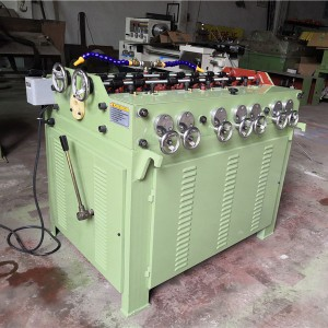 FR-16 (15 Rollers) Straightening Machine
