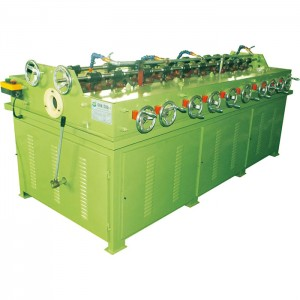 FR-50 (14 Rollers) Straightening Machine&FR-50 (20 Rollers) Straightening Machine