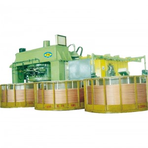 Coil Drawing Machine