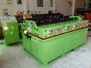 FR-76 (14 Rollers) Straightening Machine&FR-76 (17 Rollers) Straightening Machine
