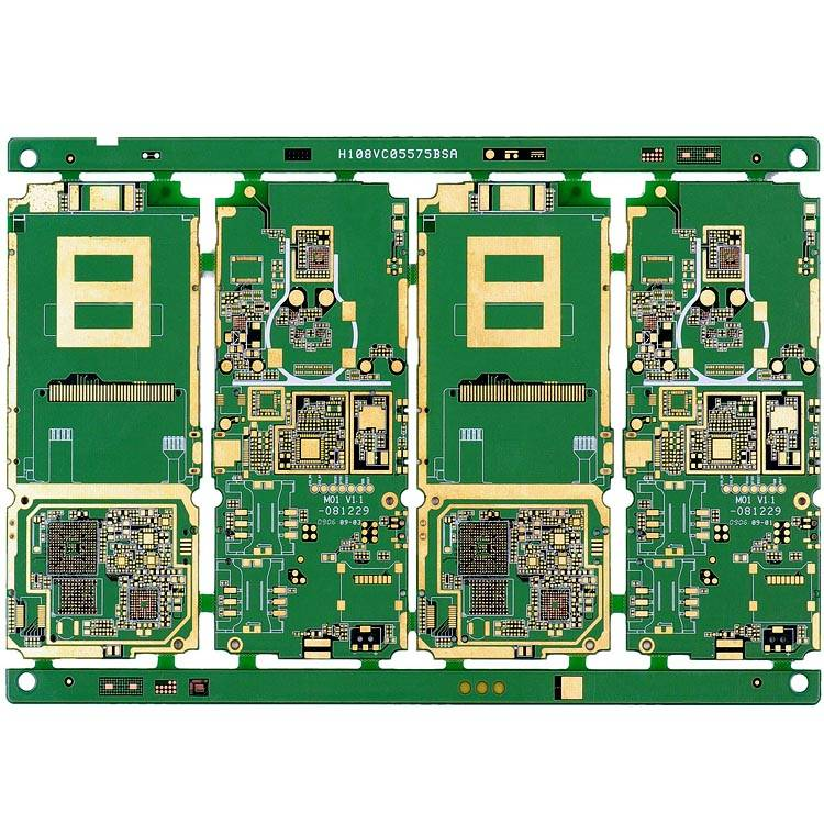 High frequency PCB design