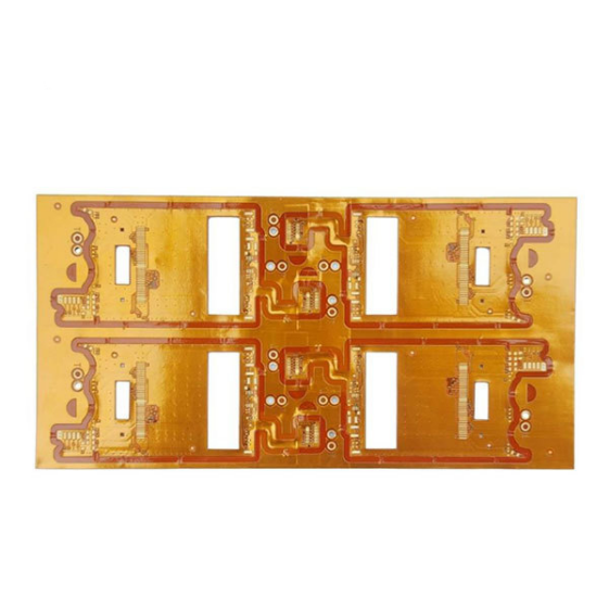 OEM/ODM Factory Simple Flexible PCB Board -