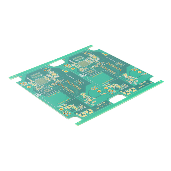 Factory Cheap Hot Half Hole Fr4 PCB PCB Layout Fabrication -