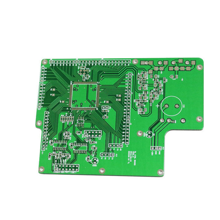 China OEM Fr4 94v0 Weighing Scale PCB Assembly -