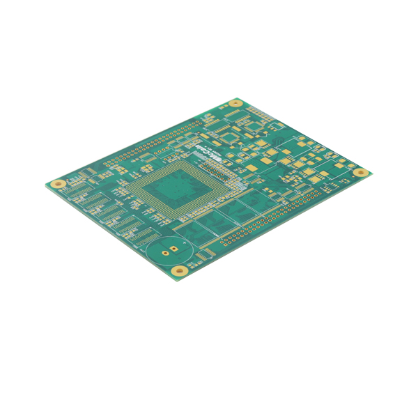 New Arrival China Half Hole Fr4 PCB Fiberglass Circuit Board -