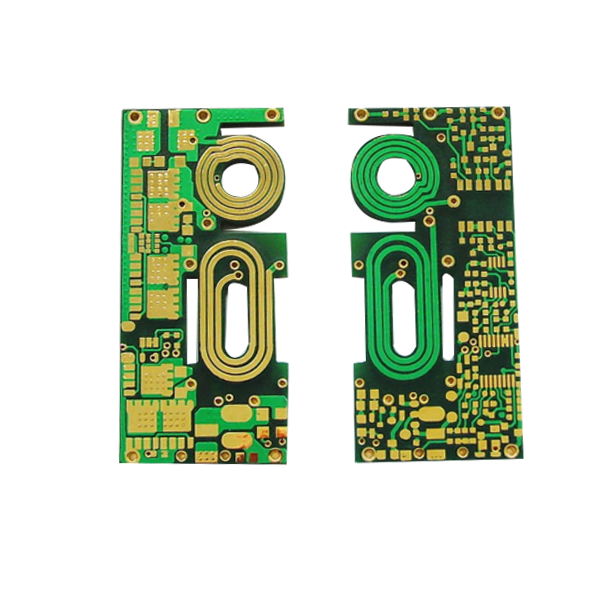 OEM manufacturer Simple Rogers PCB Circuits Board Reverse Engineering -
