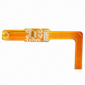 Factory Free sample Flexible PCB Process -