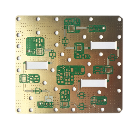 Custom High Density Rogers PCB ahelad Board