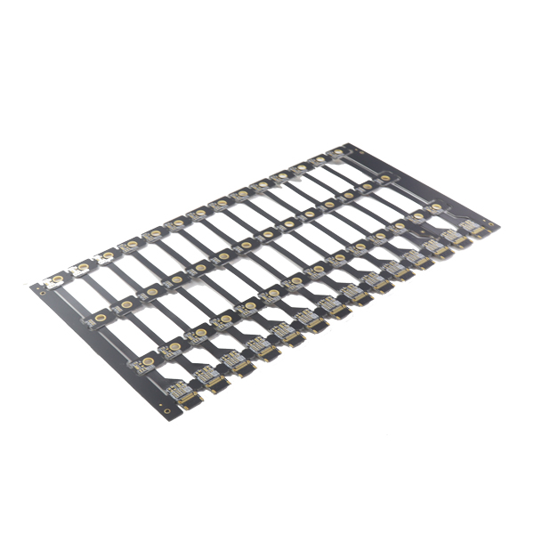 Hot New Products 0.1mm Hole Rigid -Flexible PCB Board Low Cost -
