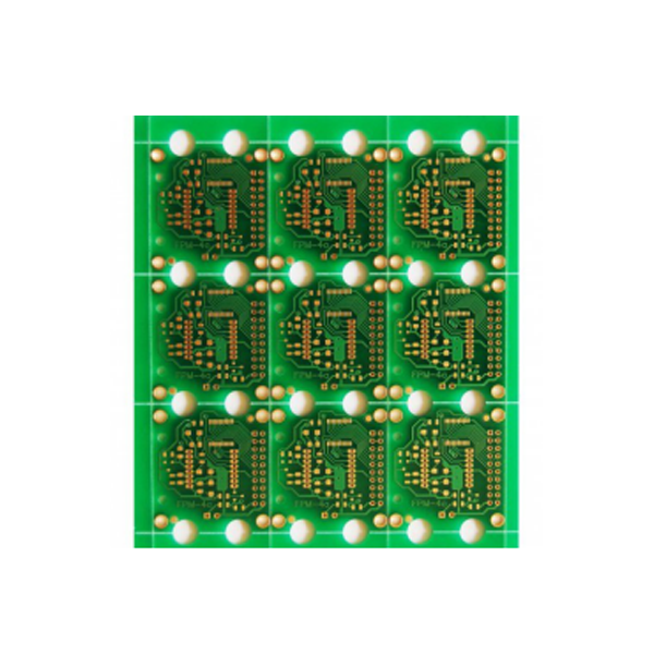 Double Layers Fr4 Circuit Board Green Soldermask Pcb Featured Image