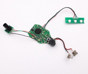 Forhead Thermometer Circuit Board Assembly