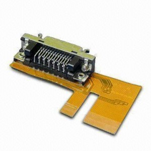 Yellow Multilayers Rigid Citcuit Board Assembly