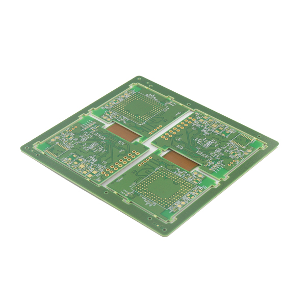 0.2 mm Hole PCB Rigid -Flexible PCB Board Fab House