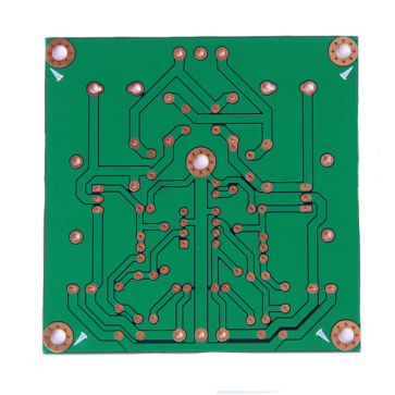 Chinese wholesale Half Hole Fr4 PCB -