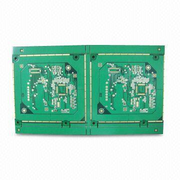 Quality Inspection for Fr4 Camera PCB -