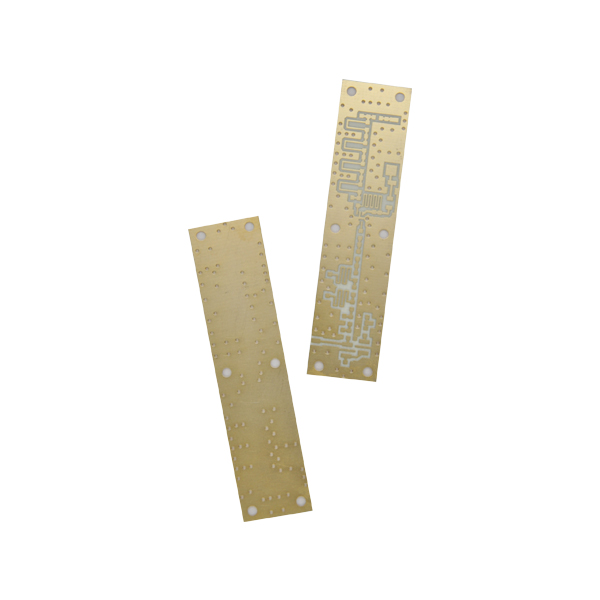 Manufactur standard Gold Plating Rogers PCB Low Volume PCB - High Speed Press Hole Rogers PCB – Fastline Circuits