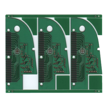 Chinese Professional Double Layers Fr4 PCB Board Layout -