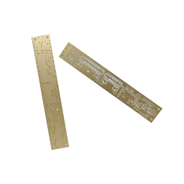 OEM China Gold Plating Rogers PCB Fabrication Price -