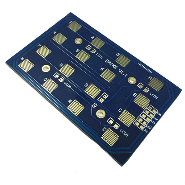 Rapid Delivery for Customized Fr4 Electronic PCB -