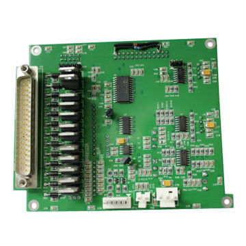 Wholesale Electronics PCB PCBA – Multilayers Mainboard Circuit Board Assembly – Fastline Circuits