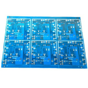 Mutilayers Blue Mainboard PCB
