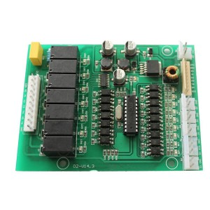 Multilayers Mainboard Circuit Board Assembly