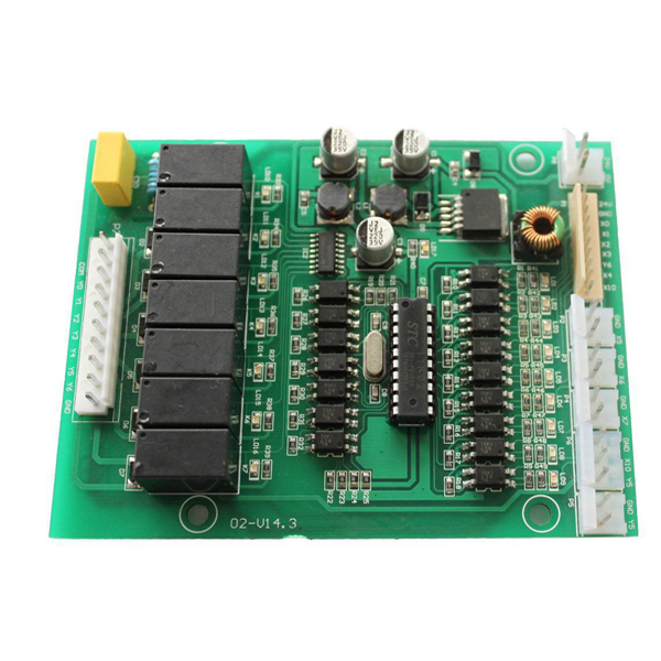 Wholesale Electronics PCB PCBA – Multilayers Mainboard Circuit Board Assembly – Fastline Circuits Featured Image