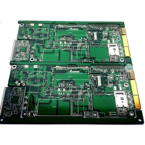 factory customized Fr4 Multilayer PCB PCBA -