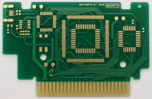 Gold Finger Mainboard PCB Circuit Board