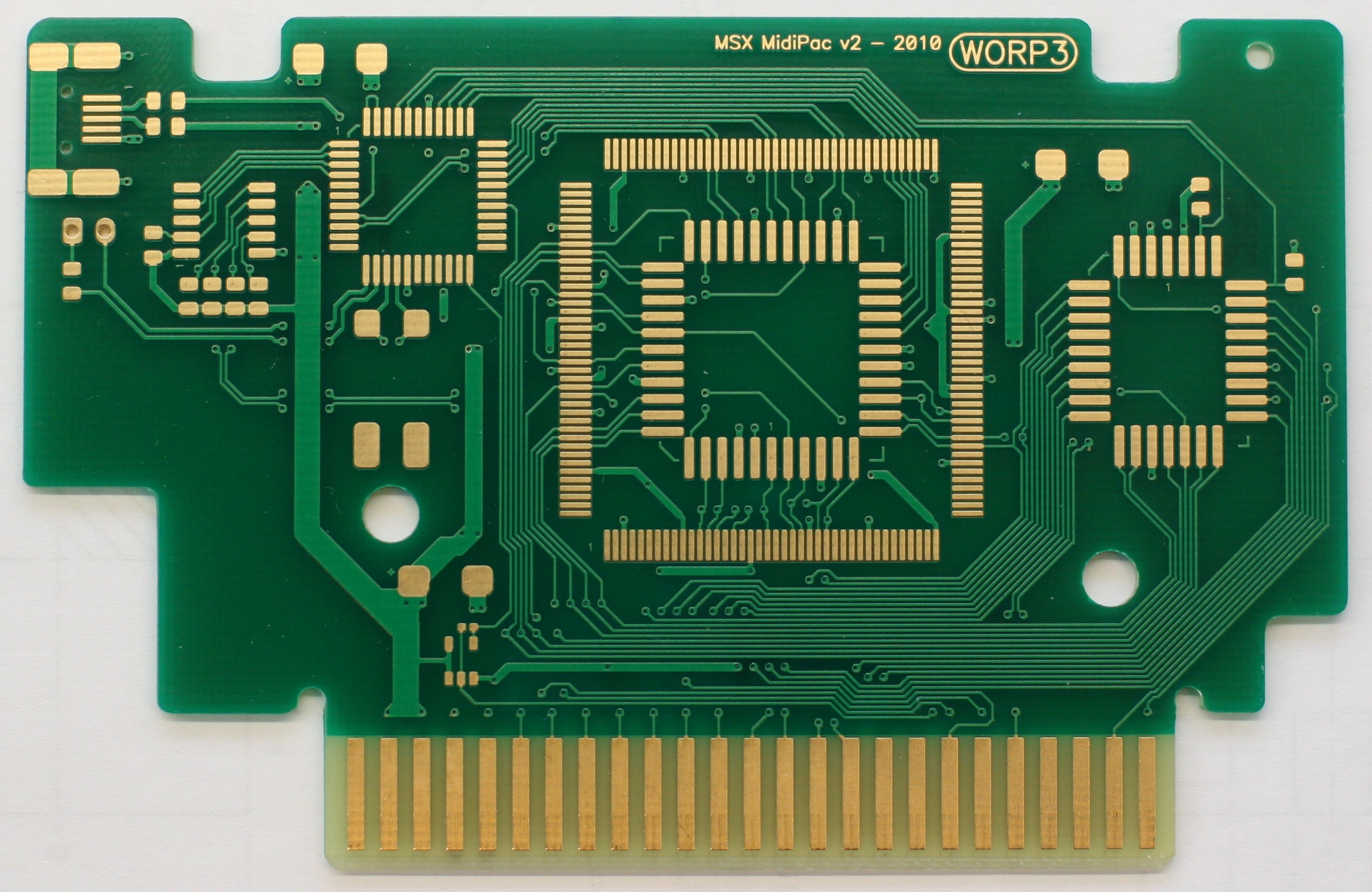 2019 High quality 4x6cm Fr4 PCB -