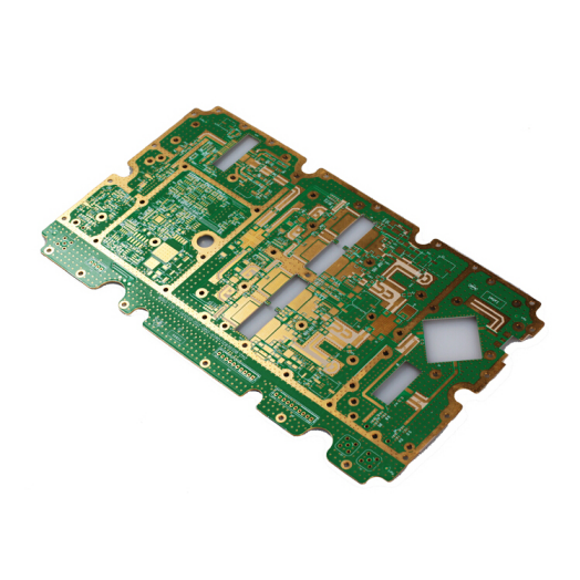 High Quality for Overlength PCB Rogers PCB - Gold Plating Rogers PCB Fabrication Price – Fastline Circuits