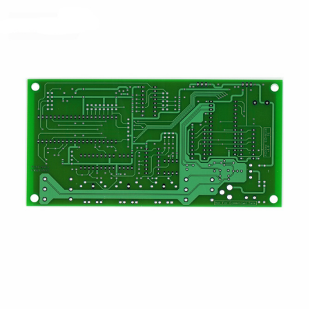 OEM Manufacturer Black Fr4 PCB -