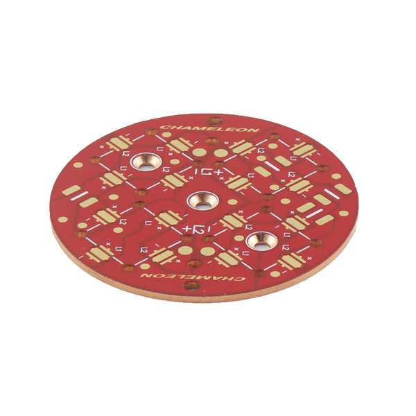 Chinese Professional LED Light Metal Circuit Board PCB Fabrication -