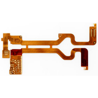 Factory Promotional Flexible PCB For Lcd Display -