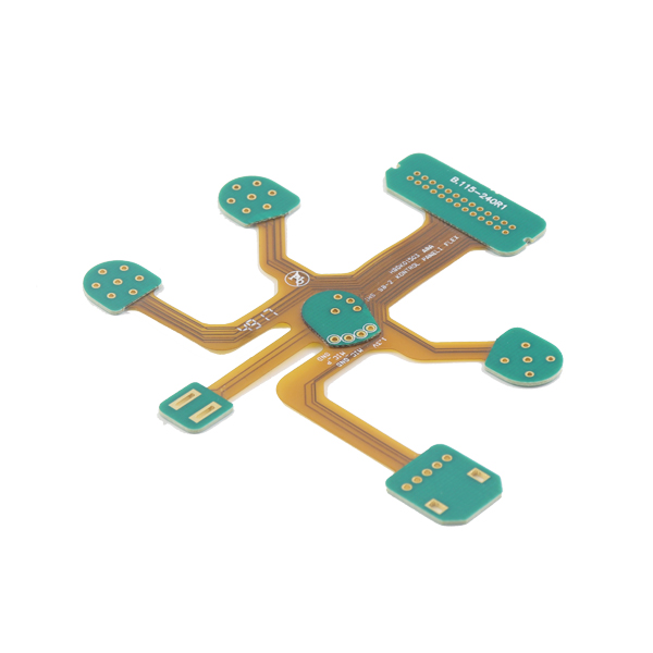 2019 Good Quality 0.1mm Hole Rigid -Flexible PCB Board Gerber Board -