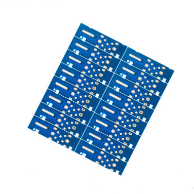 OEM/ODM China Double Layers Fr4 Circuit Board Green Soldermask PCB -