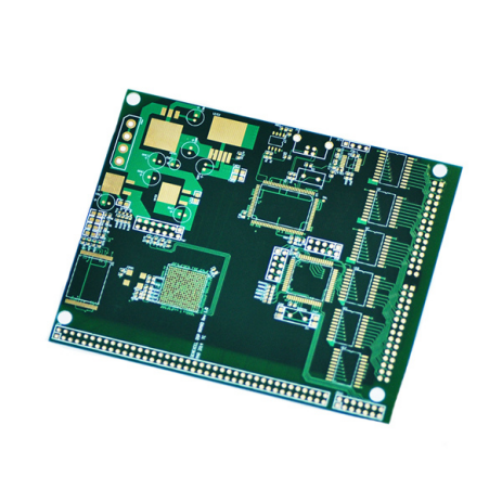 High Quality Multilayer Fr4 PCB Board Printer Prototype