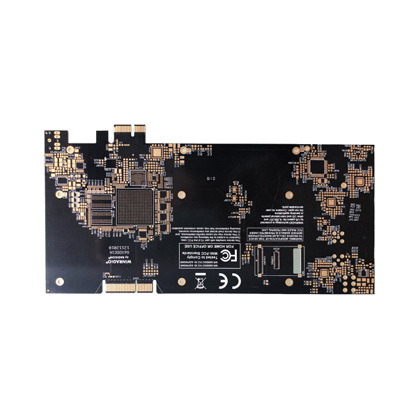 Factory Supply Power Source PCB Touch Panel Range Hood Metal Circuit Board PCB Fabrication -