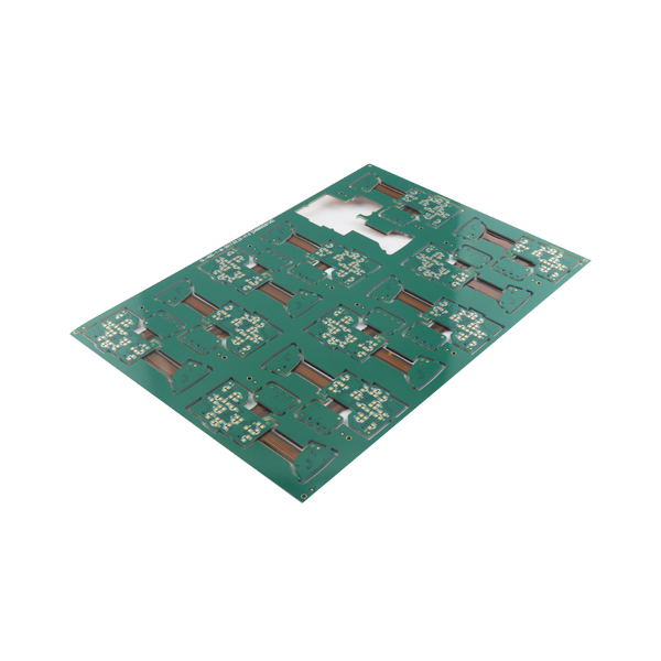 Factory wholesale 0.2mm Hole PCB Rigid -Flexible PCB Board -
